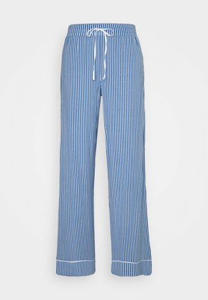 PIPING - Pyjama bottoms - blue glacier