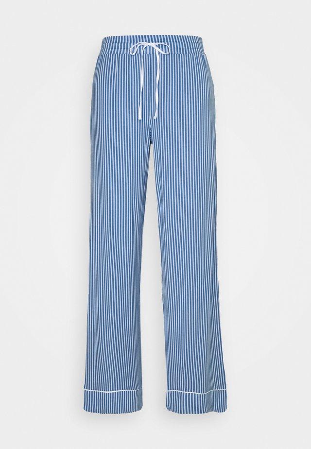 PIPING - Pantaloni del pigiama - blue glacier