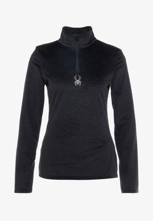 SHIMMER BUG - Bluza z polaru - black