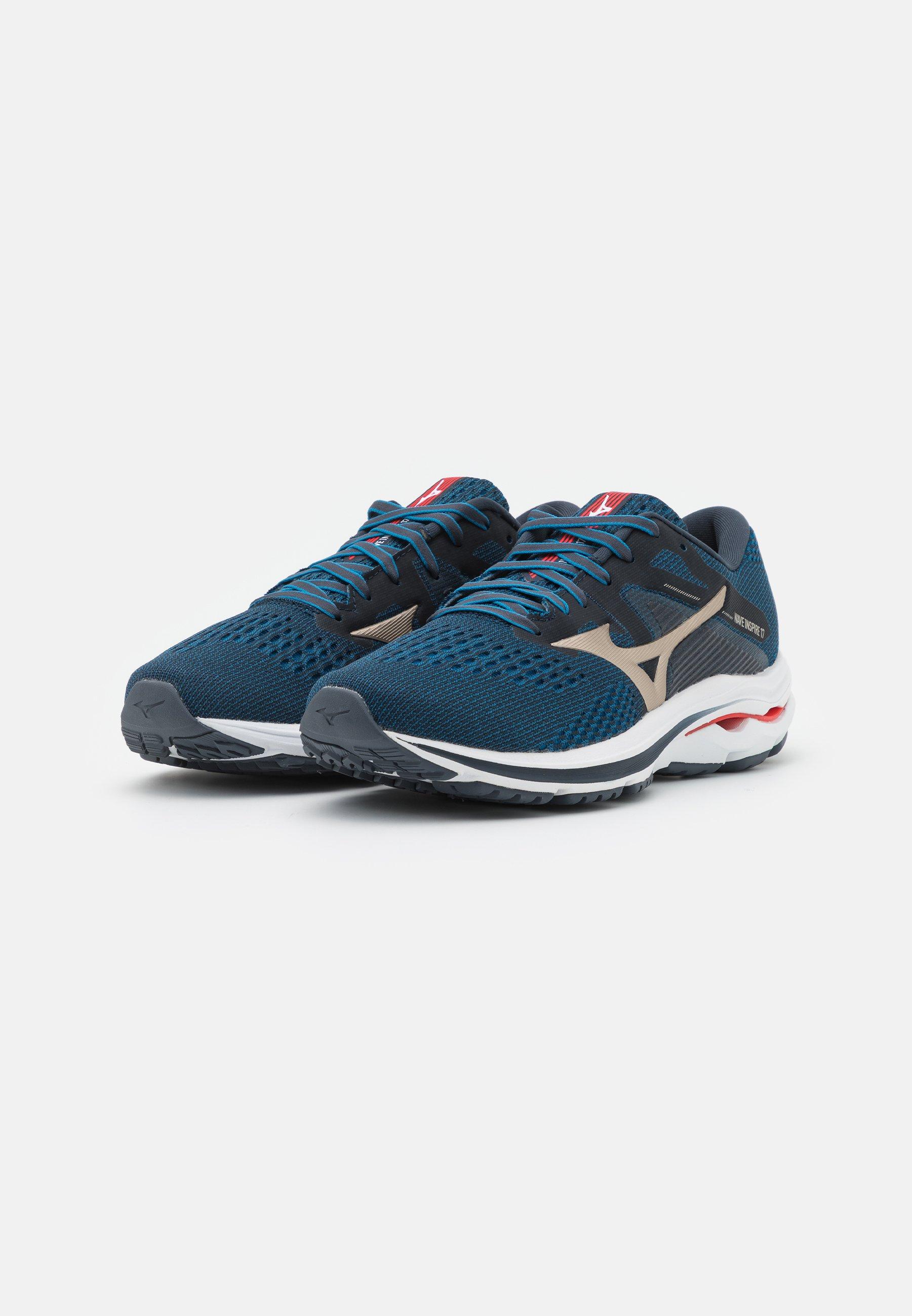 Men WAVE INSPIRE 17 - Stabilty running shoes