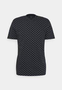 Jack & Jones - JJMINIMAL - Print T-shirt - dark navy - 0