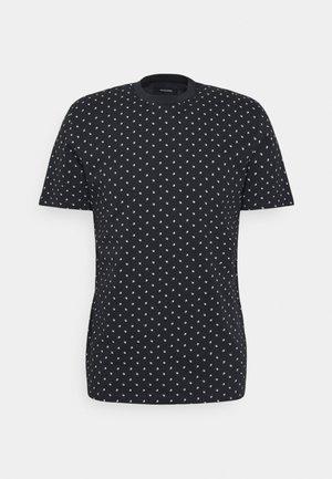 JJMINIMAL - T-shirt con stampa - dark navy