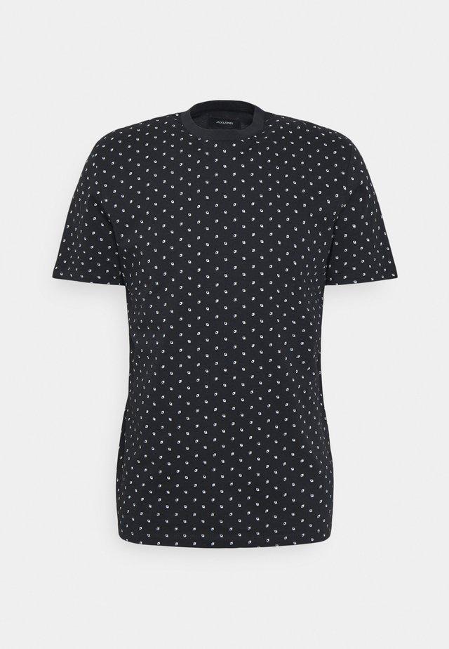 JJMINIMAL - Print T-shirt - dark navy