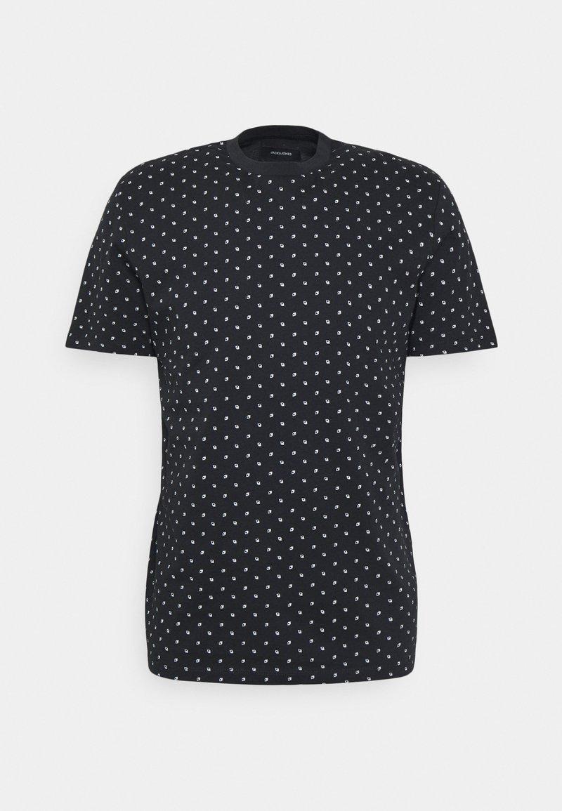 Jack & Jones - JJMINIMAL - Print T-shirt - dark navy