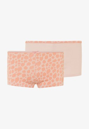 DOREHN 2 PACK - Pants - nude