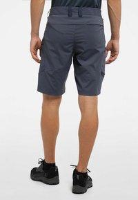 Haglöfs - MID FJELL SHORTS - Shorts - dense blue - 1