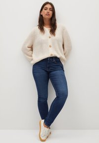 Violeta by Mango - SOFIA - Jeans Skinny Fit - dunkelblau - 1