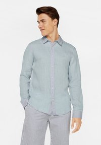 WE Fashion - SLIM-FIT - Koszula - light blue - 0
