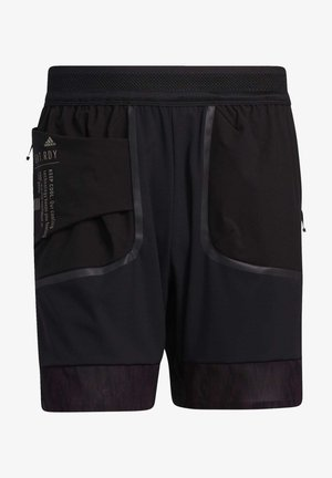 HEAT.RDY PRIME SHORTS - Sports shorts - black