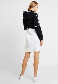 Superdry - MONO BLOCK DRESS - Day dress - black - 2