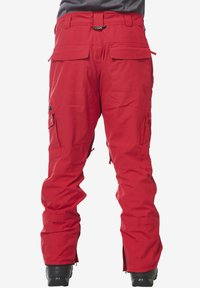 Light Boardcorp - FUSE - Pantalon de ski - red - 1