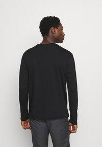 Pier One - Long sleeved top - black - 2