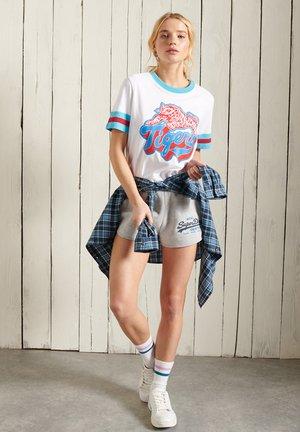 COLLEGIATE - T-shirt imprimé - optic