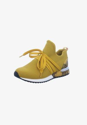 Slip-ons - gelb