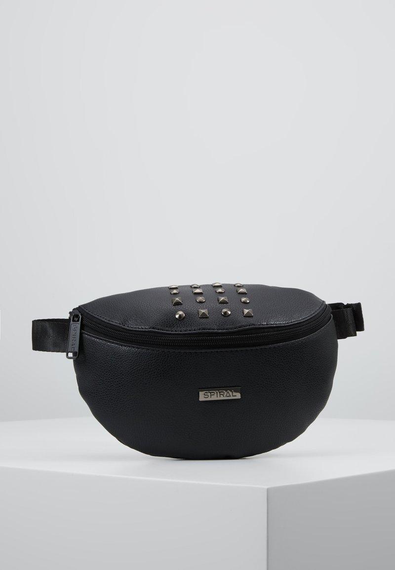 Spiral Bags - LABEL BUM BAG - Ledvinka - plaza