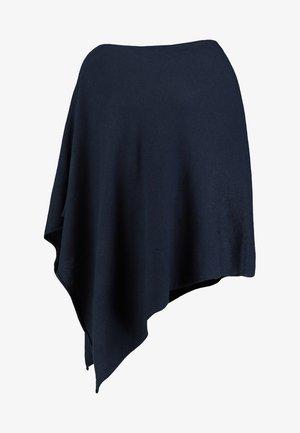 KRISTANNA - Cape - navy blazer