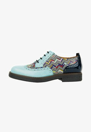THE ARTIST  - Lace-ups - blue