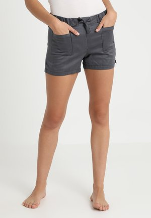 SHORTS - Pyjama bottoms - blauschwarz