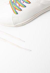 Even&Odd Wide Fit - PRIDE - Trainers - white - 7