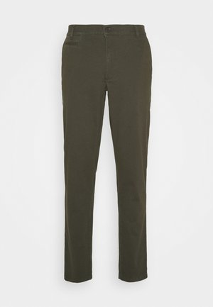 PASCAL PANTS - Chinos - deep forrest