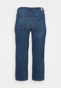 ONLY Carmakoma - CARSUNNY LIFE - Jeans Skinny Fit - dark blue denim - 1