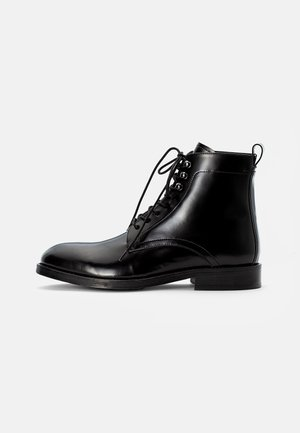 YEW - Lace-up ankle boots - polido