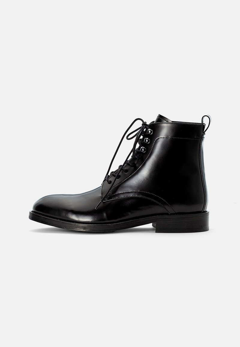 Hudson London - YEW - Lace-up ankle boots - polido