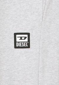 Diesel - P-TAR-KA TROUSERS - Tracksuit bottoms - grey - 2