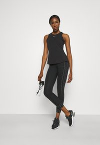 Nike Performance - ONE LUXE TANK - Top - black - 1