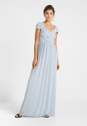 CAP SLEEVE MAXI GOWN - Occasion wear - sage