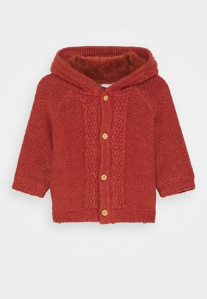 NBNNALIX  BABY UNISEX - Light jacket - burnt brick