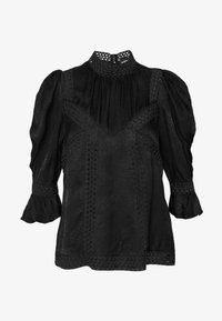 The Kooples - TOP - Camicetta - black