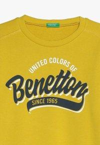 Benetton - Sweatshirts - yellow - 4