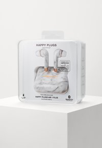 Happy Plugs - AIR 1 PLUS  - Headphones - white marble - 1