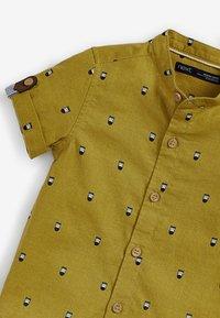 Next - Shirt - yellow - 3