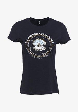 ONLKITA LIFE - T-shirts med print - night sky