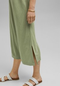Esprit - Day dress - light khaki - 3