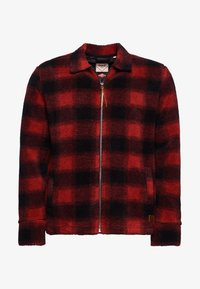 Superdry - Winter jacket - red check - 3