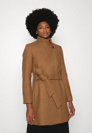ACHAMI - Classic coat - brown