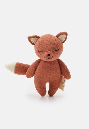 MINI FOX UNISEX - Cuddly toy - toffee
