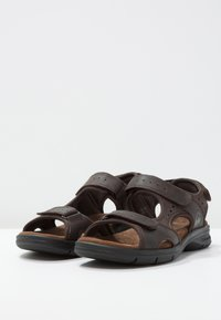 Panama Jack - SALTON BASIC  - Sandalias de senderismo - brown - 2