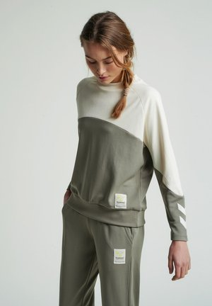 ESTRID  - Sweatshirt - vetiver
