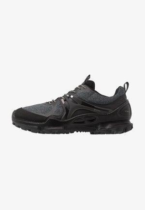 BIOM C-TRAIL M - Hiking shoes - black