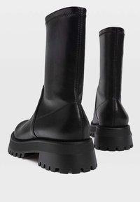Stradivarius - Ankle boots - black - 2