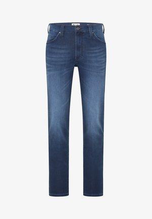 TRAMPER  - Straight leg jeans - blau