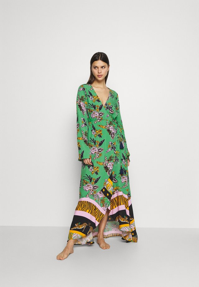 HERBACEOUS MOONBOW COVER UPS - Beach accessory - green