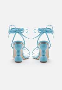 BEBO - CLAUDIA - T-bar sandals - blue - 3