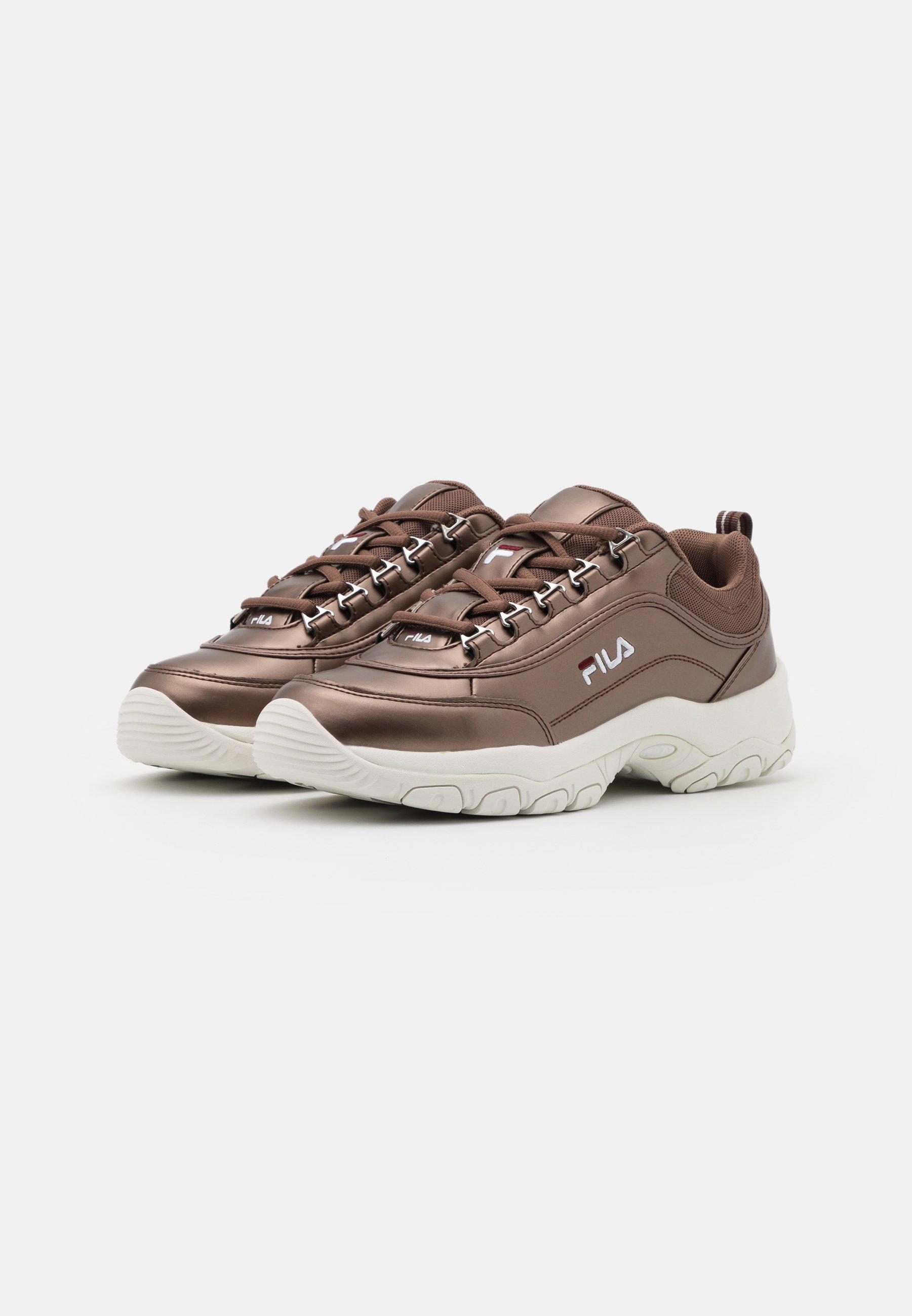 Fila Strada - Joggesko Chocolate Brown/brun
