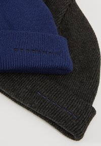 Pier One - Bonnet - dark gray/dark blue - 4
