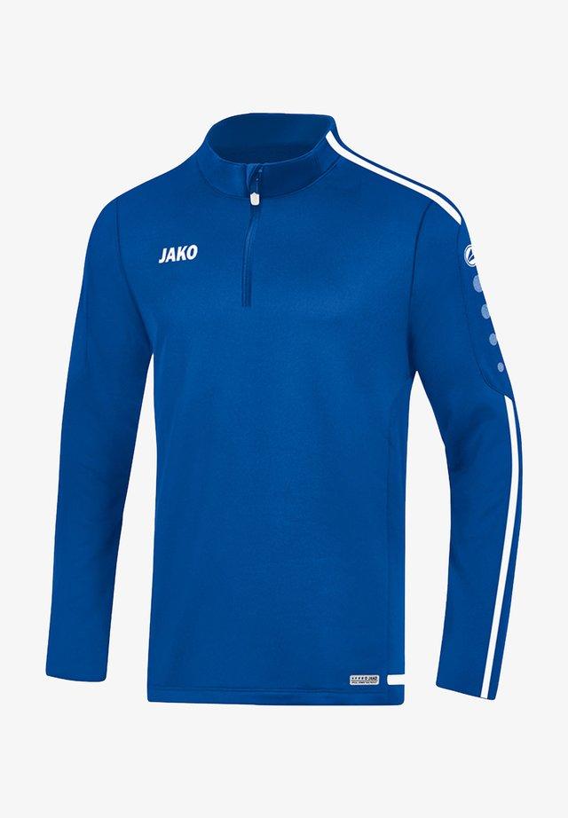 STRIKER - Sweater - blauweiss